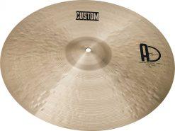 "stanbul Cymbals Custom Crash Turkish Cymbals 3 247x185 - AGEAN Cymbals 14"" Custom Crash"