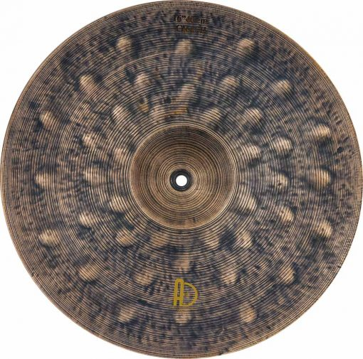 "Agean Beast drum crash cymbals 2 510x505 - AGEAN Cymbals 20"" Beast Crash"