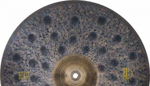 "Agean Beast drum crash cymbals 4 510x292 - AGEAN Cymbals 20"" Beast Crash"