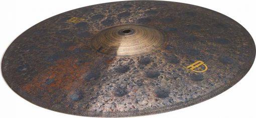 "Agean Beast drum crash cymbals 5 510x235 - AGEAN Cymbals 20"" Beast Crash"