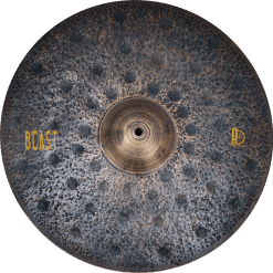 "Agean Cymbals Beast Ride 1 1 247x247 - AGEAN Cymbals 22"" Beast Ride"