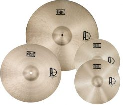 "Best Turkish Cymbal Pack Custom Set 247x210 - AGEAN Cymbals CUSTOM SET-20""Ride, 16"" Crash, 14"" Hi-Hat"