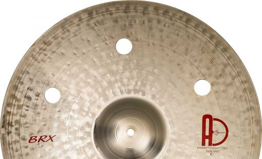 "Brx Ride Cymbal 2 510x311 - AGEAN Cymbals 20"" Brx Ride"