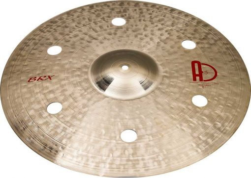 "Brx Ride Cymbal 3 510x363 - AGEAN Cymbals 20"" Brx Ride"