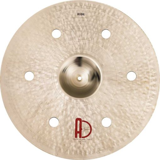 "Brx Ride Cymbal 5 510x510 - AGEAN Cymbals 20"" Brx Ride"