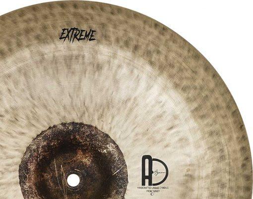 """China Cymbals Extreme China Turkey cymbals 4 510x402 - AGEAN Cymbals 14"""" Extreme China"""