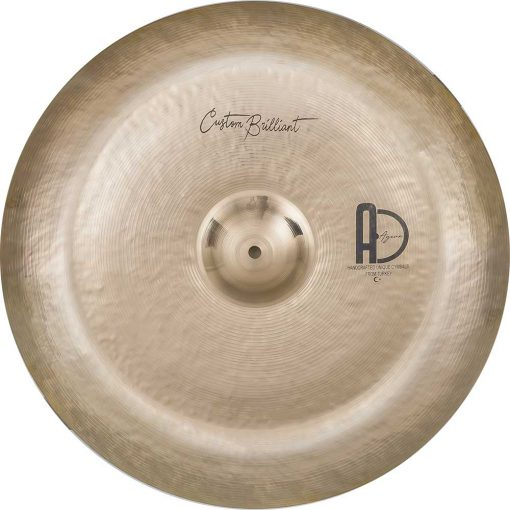 "Chine Cymbals Custom Brilliant China 1 510x510 - AGEAN Cymbals 12"" Custom Brilliant China"
