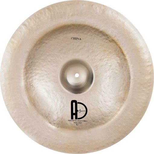"Chine Cymbals Custom Brilliant China 2 510x510 - AGEAN Cymbals 12"" Custom Brilliant China"