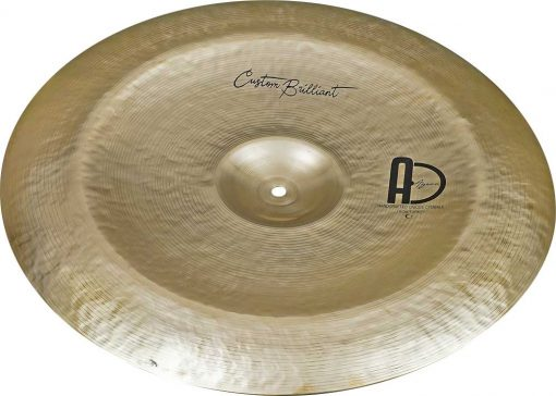 "Chine Cymbals Custom Brilliant China 3 510x364 - AGEAN Cymbals 12"" Custom Brilliant China"