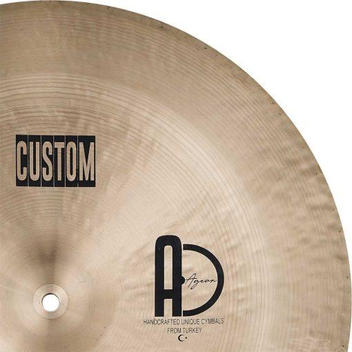 "Drum Cymbals Custom China Cymbals 4 510x510 - AGEAN Cymbals 14"" Custom China"