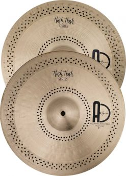 "Drum Cymbals Pack Hush Hush Hi hat 247x345 - Agean Cymbals HUSH HUSH SET - 20""Ride, 16"" Crash, 14"" Hi-Hat"