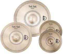 "Drum Cymbals Pack Hush Hush Set 247x210 - Agean Cymbals HUSH HUSH SET - 20""Ride, 16"" Crash, 14"" Hi-Hat"