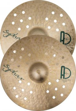 "Drum Pack Syphax Hi Hat 247x359 - Agean Cymbals SYPHAX SET - 20"" Ride, 16"" Crash, 14"" Hi-Hat"