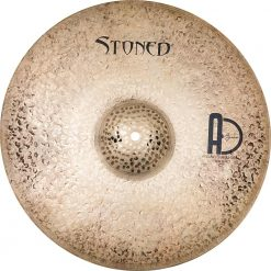 "Drum crash cymbal Stoned Crash 1 247x247 - AGEAN Cymbals 14"" Stoned Crash"