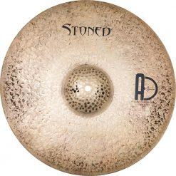 "Drum crash cymbal Stoned Crash 1 247x247 - AGEAN Cymbals 14"" Stoned Crash"