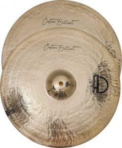 """Hi Hat Turkish Cymbals Custom brillant hihat 3 247x298 - AGEAN Cymbals 12"""" Custom Brilliant Hi-Hat"""
