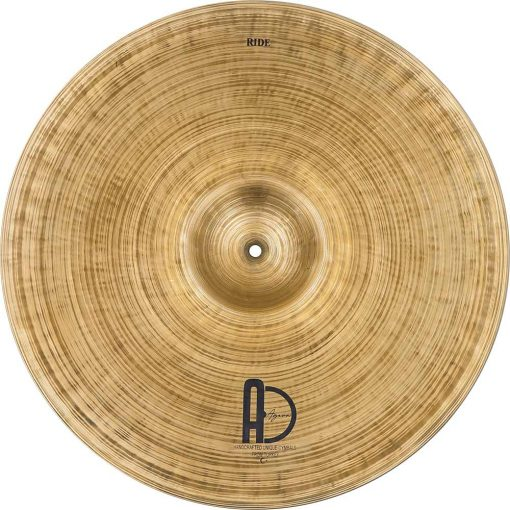 "Ride Cymbals Treasure Jazz Ride 2 510x510 - AGEAN Cymbals 20"" Treasure Ride"