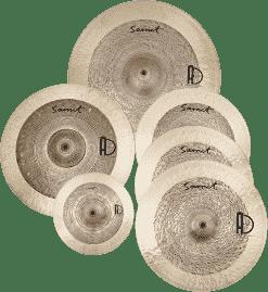 "Samet Set revizyon2 247x269 - Agean Cymbals SAMET SET - 20"" Ride, 18' Crash, 16"" Crash,  14"" Hi-Hat, 10"" Splash"