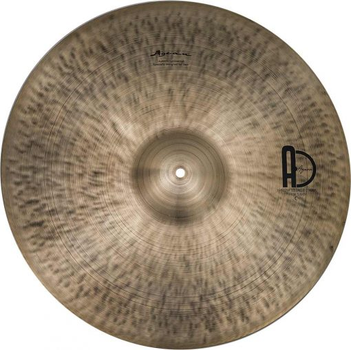 "Special Jazz Ride cymbals 1 510x508 - AGEAN Cymbals 24"" Special Jazz Ride"