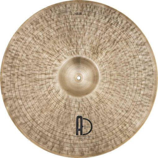 "Special Jazz Ride cymbals 3 510x510 - AGEAN Cymbals 24"" Special Jazz Ride"