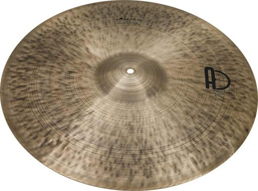 "Special Jazz Ride cymbals 4 510x378 - AGEAN Cymbals 24"" Special Jazz Ride"