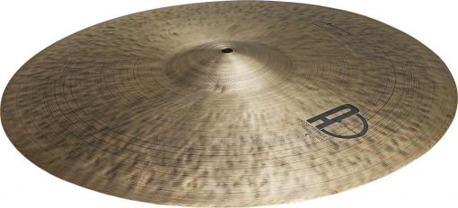 "Special Jazz Ride cymbals 5 510x232 - AGEAN Cymbals 24"" Special Jazz Ride"
