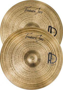 """Treasure Jazz Cymbals Hi hat 3 247x351 - AGEAN Cymbals 12"""" Treasure Hi-Hat"""