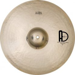 "Turkihs Cymbals Set Agora Crash 247x247 - Agean Cymbals AGORA SET - 20"" Ride, 16"" Crash, 14"" Hi-Hat"