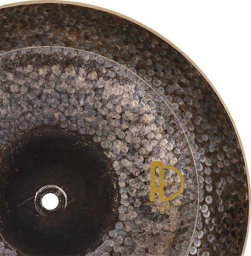 "Turkish Cymbal Drum Elegant China Cymbal 1 510x521 - AGEAN Cymbals 14"" Elegant China"