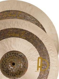 "Turkish Cymbals Z Hi Hat 1 247x330 - AGEAN Cymbals 12"" Z Hi-Hat"