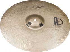"Turkish Drum Cymbals Custom Brilliant Crash3 247x185 - AGEAN Cymbals 14"" Custom Brilliant Crash"