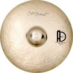 """Unique Drum Cymbal Set Custom Brilliant Crash 247x247 - AGEAN Cymbals 14"""" Custom Brilliant Crash"""