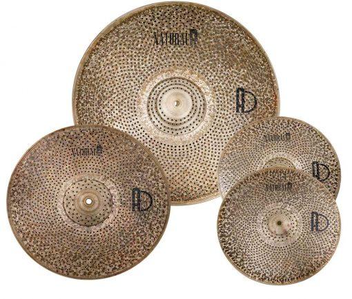 """alchemy cymbals pack set Natural R Set 510x434 - Agean Cymbals  Natural R SET - 20""""Ride, 16"""" Crash, 14"""" Hi-Hat"""