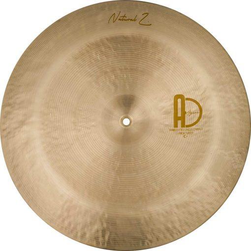 "china cymbal agean Z series china 1 510x509 - AGEAN Cymbals 14"" Z China"
