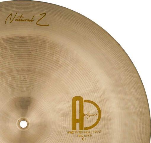 "china cymbal agean Z series china 4 510x484 - AGEAN Cymbals 14"" Z China"