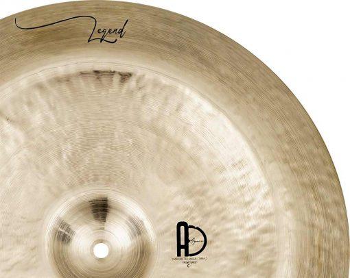 """china cymbal legend agan turkish china 4 510x406 - AGEAN Cymbals 12"""" Legend China"""