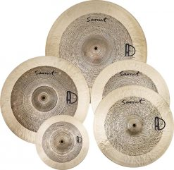 "cymbal set pack Samet Set 247x241 - Agean Cymbals SAMET SET - 20"" Ride, 18' Crash, 16"" Crash,  14"" Hi-Hat, 10"" Splash"