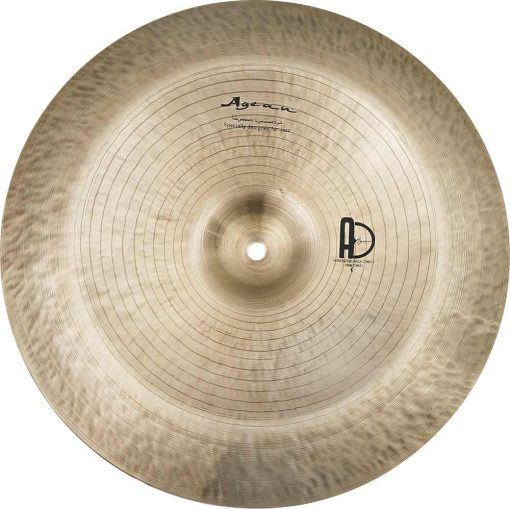 """cymbals for sal Special Jazz China 4 510x509 - AGEAN Cymbals 13"""" Special Jazz China"""