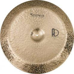 "drum china cymbal stoned china 1 247x247 - AGEAN Cymbals 12"" Stoned China"
