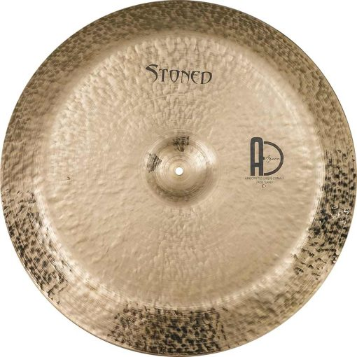 """drum china cymbal stoned china 1 510x510 - AGEAN Cymbals 13"""" Stoned China"""