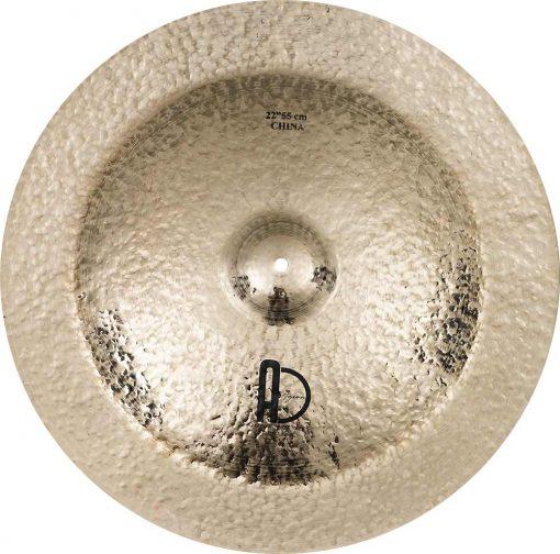 """drum china cymbal stoned china 2 510x504 - AGEAN Cymbals 13"""" Stoned China"""