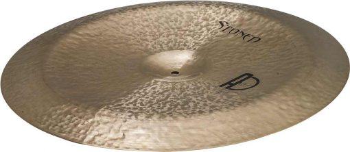 """drum china cymbal stoned china 5 510x222 - AGEAN Cymbals 14"""" Stoned China"""