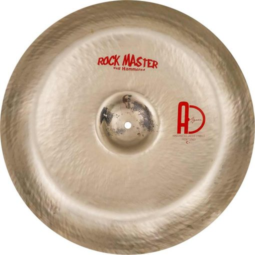 "drum cymbals Rock Master China 1 510x510 - AGEAN Cymbals 16"" Rock Master China"