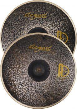 "hi hat cymbal Elegant Hi hat Turkish Drum Cymbal 3 247x350 - AGEAN Cymbals 12"" Elegant Hi-Hat"