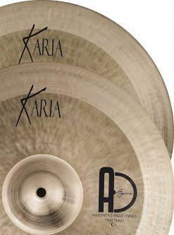 """hi hat cymbals Karia Hi Hat 1 247x333 - AGEAN Cymbals 12"""" Karia Hi-Hat"""