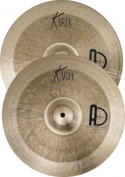 """hi hat cymbals Karia Hi Hat 5 247x350 - AGEAN Cymbals 12"""" Karia Hi-Hat"""