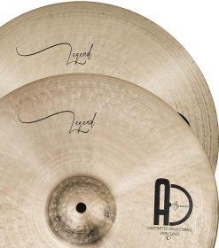 """hi hat cymbals istanbul legend hi hat 1 247x280 - AGEAN Cymbals 12"""" Legend Hi-Hat"""