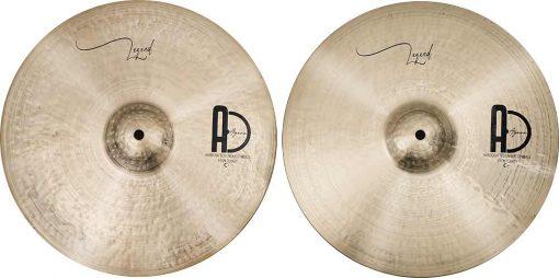 """hi hat cymbals istanbul legend hi hat 2 510x254 - AGEAN Cymbals 14"""" Legend Hi-Hat"""