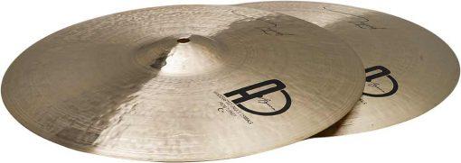 """hi hat cymbals istanbul legend hi hat 3 510x181 - AGEAN Cymbals 14"""" Legend Hi-Hat"""
