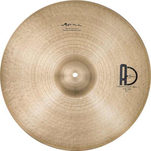 """istanbul jazz cymbals special Jazz Ride 510x510 - Agean Cymbals  SPECIAL JAZZ SET - 20"""" Ride, 16"""" Crash, 14"""" Hi-Hat"""